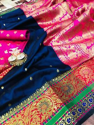 Soft Lichi Silk Saree With Haevy Weaving Rich Pallu Exclusive Saree Extra Ordinery party wear saree Stunning Look Saree