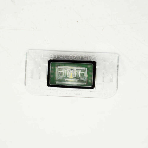 Feu de plaque d/'immatriculation Mercedes Benz B W246 A2468201566 NOUVEAU OEM