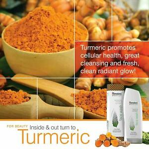 Himalaya-BOTANIQUE-NEEM-amp-TURMERIC-FACE-WASH-Free-Delivery-UK-EUROPE