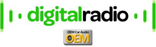 Ford Galaxy Dab radio estéreo de coche Ford Sony Dab Cd Mp3 Player Con Retiro Llaves