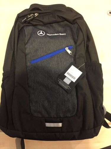 Genuine Mercedes-Benz Grey Rucksack B66951121 BNIB
