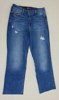 Hollister Straight Jeans - Juniors 1 - Light Denim -