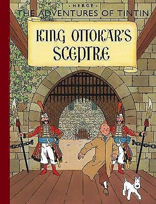 NEW BOOK TINTIN AND KING OTTOKAR'S SCEPTRE by Herge (2003)