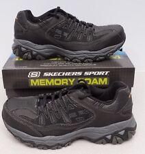 Skechers Cankton Steel Toe Black