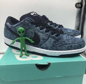 Nike SB Dunk Low Premium Bleached Denim
