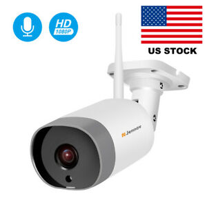 1080P Wireless IP Security Surveillance Camera Wifi Audio Home CCTV US Outdoor
