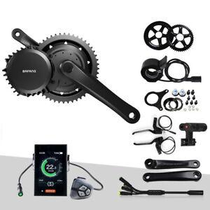 Bafang BBS02B 48V 750W Mid Drive Motor 8fun Kit de conversion de vélo électrique