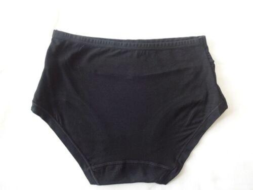 2 Women/'s Antibacterial Bamboo Pants UK Knickers Briefs Moisture absorbing