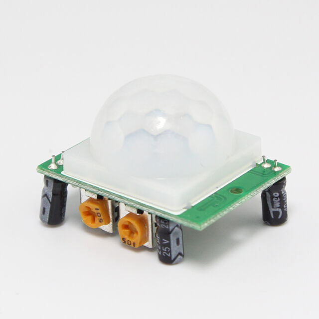1PCS HC-SR501 IR Pyroelectric Infrared IR PIR Motion Sensor Detector Module H VG