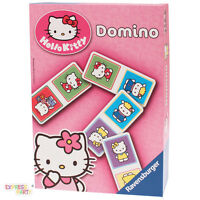 Hello Kitty Domino Ravensburger Game