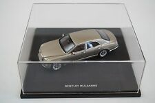Bentley Mulsane by minichamps Dealers Edition 1/43  #BL825 - Light Gazelle
