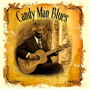 CANDY-MAN-BLUES-NEW-AND-SEALED-2-CD-SET-40-VINTAGE-AMERICAN-BLUES-SONGS