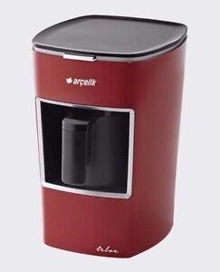 Arcelik Telve Automatic Turkish Coffee Machine Espresso Maker K3300 Beko eBay