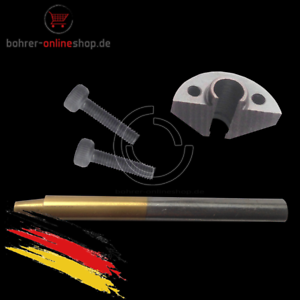 A-15051 + A-83951 Matrize und Kerbstift Stempel für Makita JN1601 Knabber