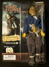 "2020 Mego Legend Horror Scary Stories HAROLD THE SCARECROW 8/"" Action Figure MOC"