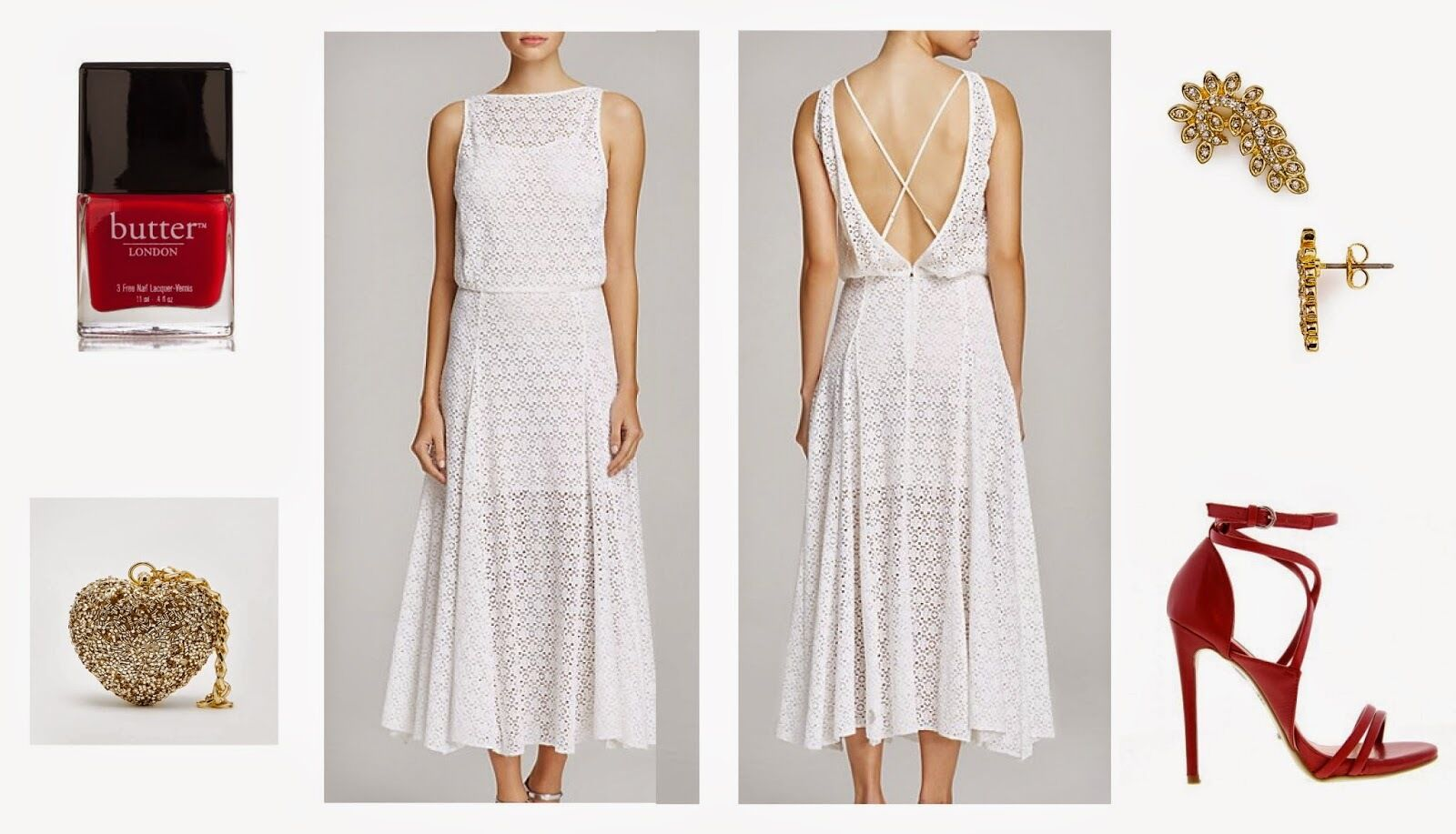 378 NWT Rebecca Minkoff WHITE Dina Lace Maxi Maxi Maxi Dress Sz 8 3b1905