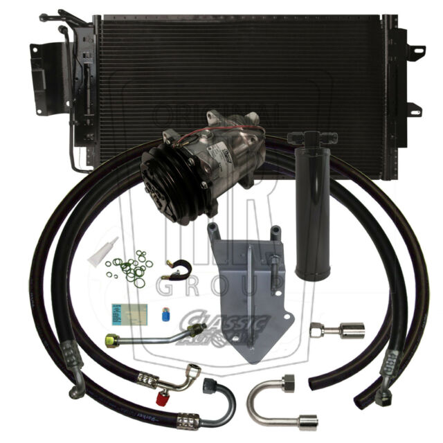 1968-72 LEMANS GRAND PRIX GTO A/C AIR CONDITIONING UPGRADE KIT AC 134A STAGE 2