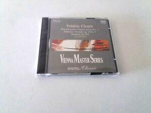 CD-034-CHOPIN-PIANO-CONCERTO-No-1-PRELUDES-OP-28-4-amp-7-NOCT-034-CD-8-TRACKS-COMO-NUEVO