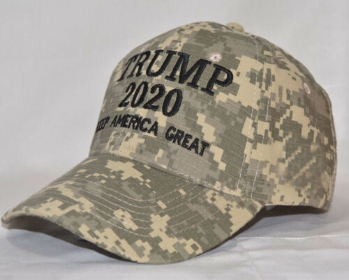 Trump 2020 Hat Keep America Great Make America Great Again MAGA Election Cap UK