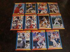 1989 Donruss Baseball All-Stars---Lot Of 11---Stars Only---Multi-Lots---See List