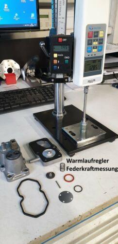 Warmlaufregler Prüfung K-Jetronic
