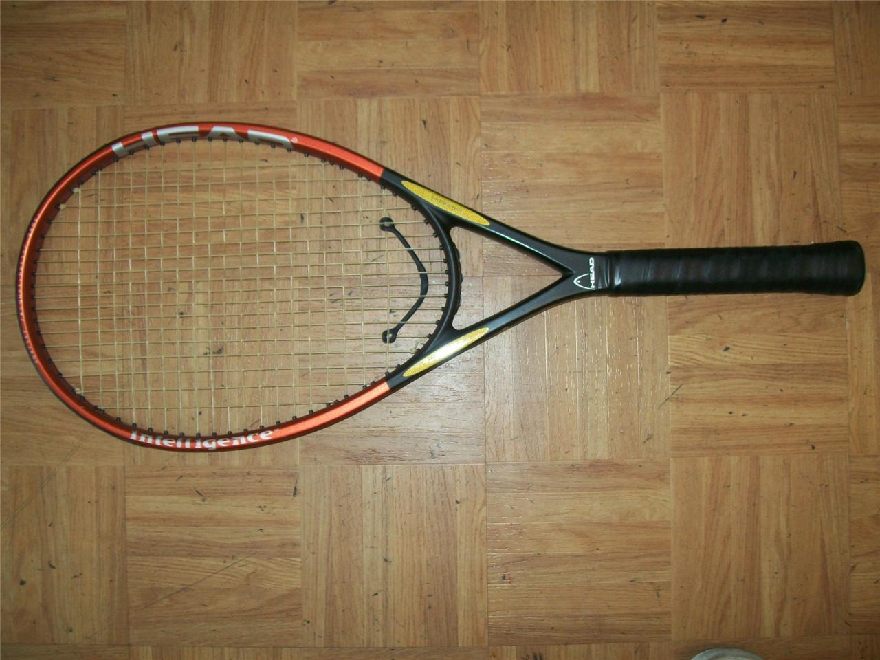 Cabeza I. S1 OverTalla 4 3 8 Grip Tenis Raqueta   autorización