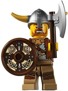 6-LEGO-Minifig-series-4-Viking-battle-army-castle-8804