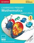 Cambridge Primary Mathematics Stage 1 Learner's Book by Cherri Moseley, Janet Rees (Paperback, 2014)