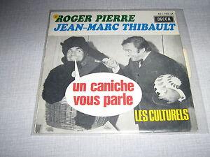 ROGER-PIERRE-JEAN-MARC-THIBAULT-EP-FRANCE-LES-CULTURELS