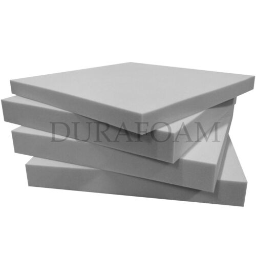Grey Upholstery Foam Medium Firm CUT TO ANY SIZE AND THICKNESS ALL SIZES