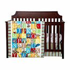 Dr. Seuss Alphabet Seuss 5pc Nursery Crib Bedding Set by Trend Lab Most Practica