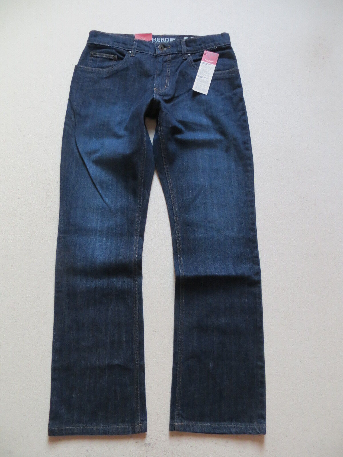 HERO  BOSTON  Jeans Hose W 40  L30, dark used Stretch Denim, NEU   sehr bequem