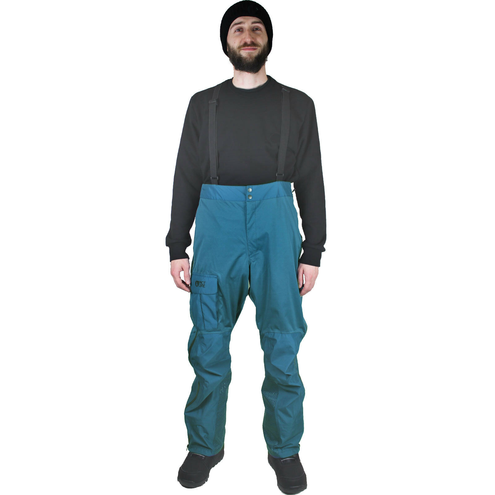 Picture Visk Pantaloni Sci Uomo da Snowboard Funzionali Neve