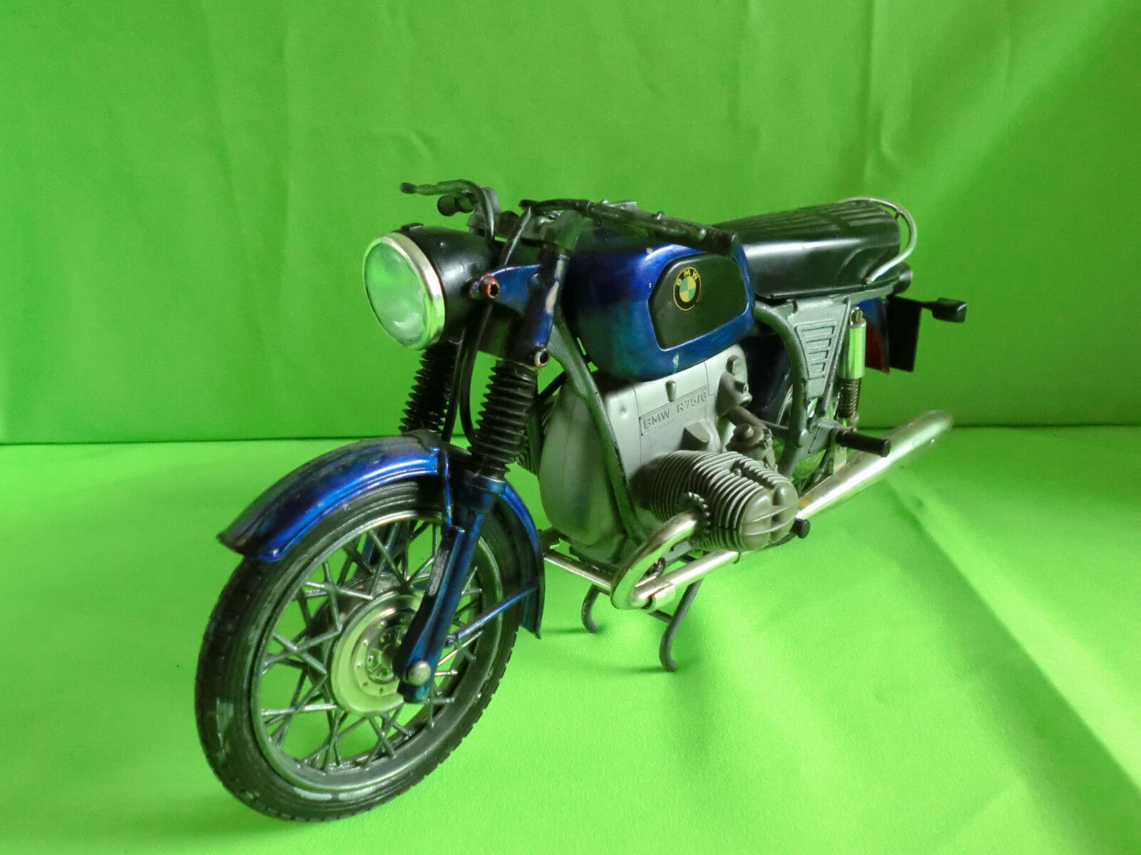 GAMA BMW R75 BIKE - 1 10 -  MADE IN GERMANY - EXTREMELY  SELTEN - GOOD CONDITION