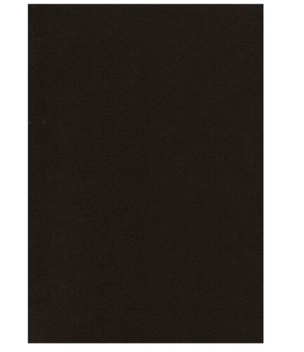 50 SHEETS A4 BLACK 300gsm THICK CRAFT HOBBY CARD MAKING DECOUPAGE SCRAPBOOKING
