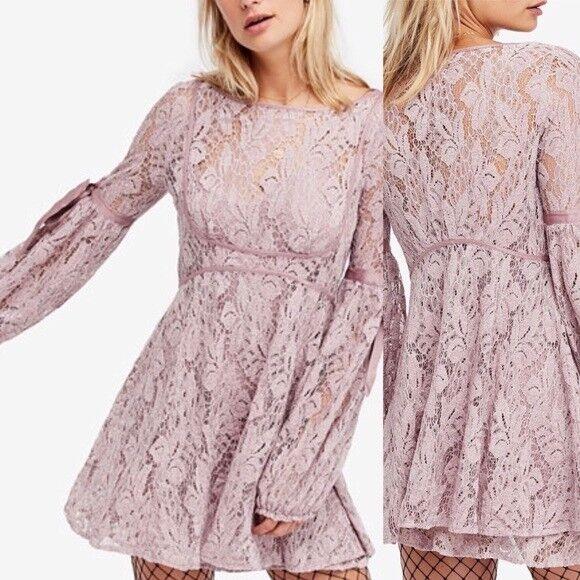 21f18892 Free Illusion Dress Small People Lace nnuszh4682-Dresses ...