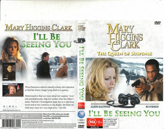 I'll Be Seeing You by Mary Higgins Clark  DVD...REGION 4