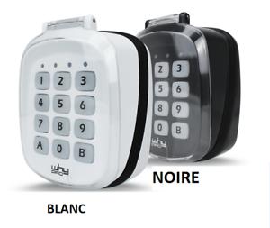 digicode clavier radio sans fil universel why evo pro multi fr quence portail ebay. Black Bedroom Furniture Sets. Home Design Ideas