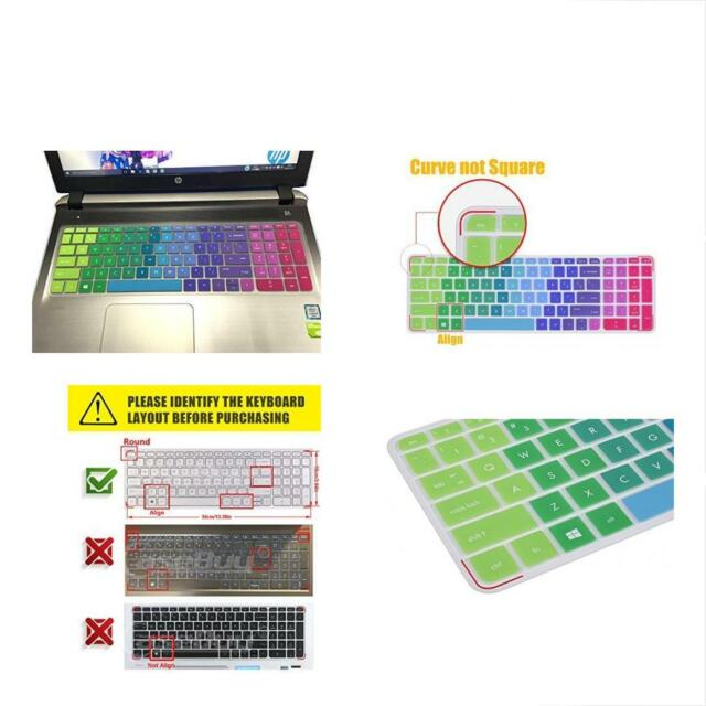 M6 m6-aq103dx M6-aq105dx New Keyboard Cover Skin Protector For HP ENVY x360