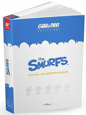 I PUFFI PUFFO catalogo 2013 the SMURFS OFFICIAL COLLECTOR/'S GUIDE NUOVO!!