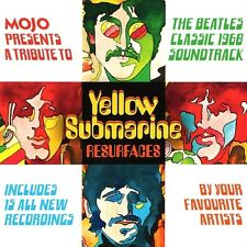 MOJO Yellow Submarine Resurfaces CD Bevis Frond Wooden Wand Howe Gelb Beatles