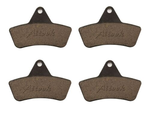 Front Brake Pads for Arctic Cat ATV 400 2x4 FIS Automoatic 2003 2004