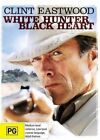 White Hunter Black Heart R4 DVD Clint Eastwood