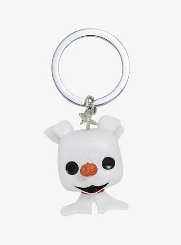 Funko Pocket Pop Zero Nightmare Before Christmas Diamond Collection Hot Topic
