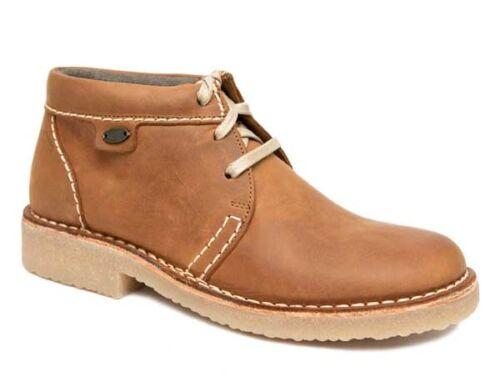 Camel active la havane boots femmes Soft Crazy Horse Brandy Marron Cuir 8777030 nouveau