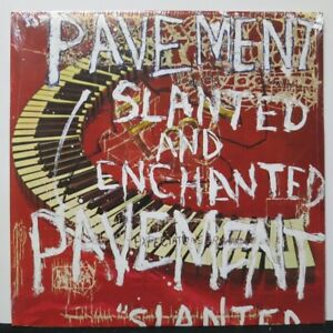 PAVEMENT-039-Slanted-And-Enchanted-039-Vinyl-LP-NEW-SEALED