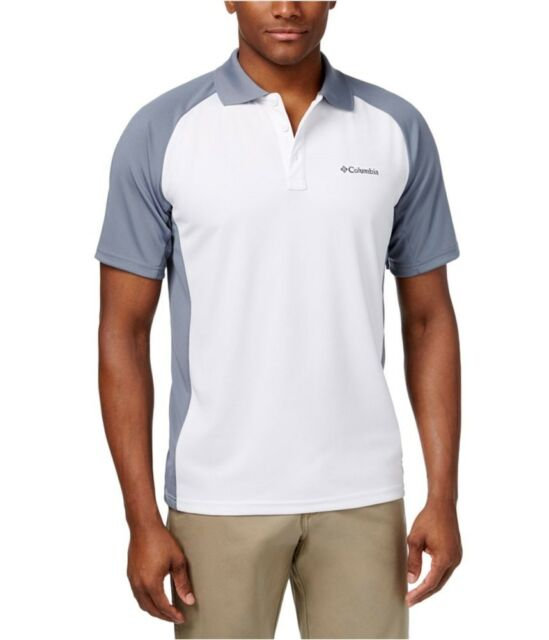 Columbia Mens Blasting Cool II Rugby Polo Shirt