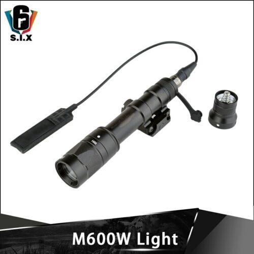Element Airsoft Tactical M600W Flashlight White LED Light Strobe Version M600V