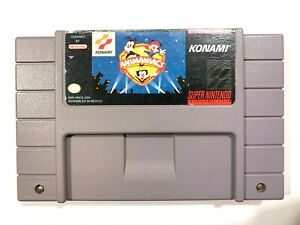 Animaniacs-SUPER-NINTENDO-SNES-Game-Tested-Working-amp-Authentic