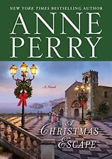 A Christmas Escape by Anne Perry (2015, Hardcover)